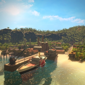 Here's A Fresh Batch of 'Tropico 5'Screenshots