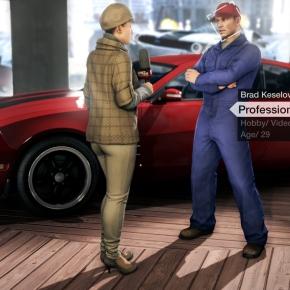 Apparently Pro Racecar Driver Brad Keselowski Is In 'WatchDogs'