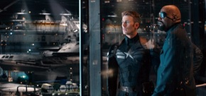 The First Trailer For 'Captain America: The Winter Soldier' HasArrived