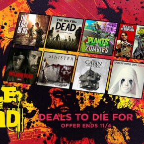 Playstation Store's 'Sale of The Dead' Starts Tomorrow