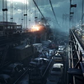 New 'The Division' Screens and Trailer Showcase Game's SnowdropEngine