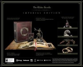 That Awesome 'Imperial Edition' of 'The Elder Scrolls Online' Is Real
