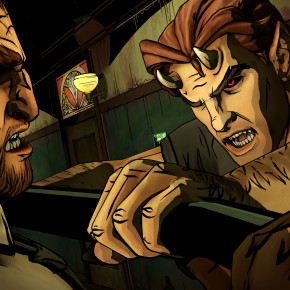 The Wolf Among Us: Episode 2 – 'Smoke & Mirrors' Trailer