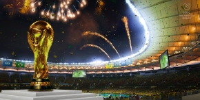 EA Announces 'EA SPORTS 2014 FIFA World Cup Brazil', First ScreensReleased
