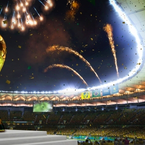 EA Announces 'EA SPORTS 2014 FIFA World Cup Brazil', First Screens Released