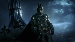 New 'Batman: Arkham Knight' Screenshots and Artwork