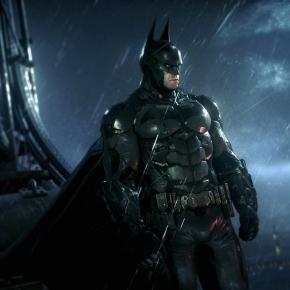 New 'Batman: Arkham Knight' Screenshots andArtwork