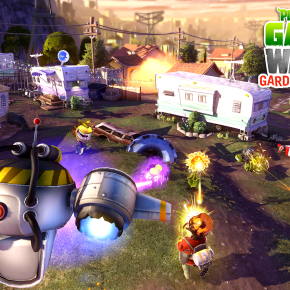 'Plants vs. Zombies Garden Warfare' Getting Free DLC This Week