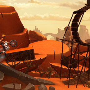'Trials Frontier' Coming To iOS April 10