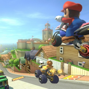 Mario Kart 8 Wii U Bundle Announced For TheUK