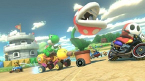 New Courses, Items and Characters Revealed For 'Mario Kart 8′