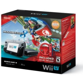 Mario Kart 8 Wii U Bundle Coming To North America, Free Game DownloadIncluded