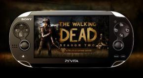 'The Walking Dead: Season Two' Coming to PlayStation Vita NextWeek