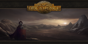 The Age of Decadence Preview: Death To Old Habits