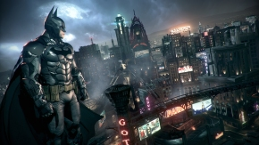 The First Gameplay Trailer For 'Batman: Arkham Knight' Has Arrived And Spoiler…It Looks Awesome