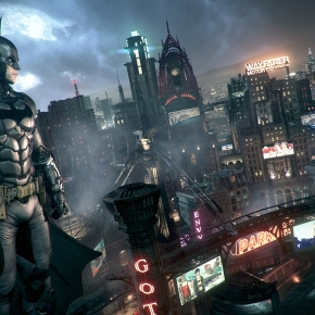 The First Gameplay Trailer For 'Batman: Arkham Knight' Has Arrived And Spoiler…It LooksAwesome