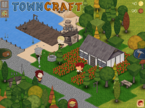 Towncraft Review: Like Minecraft Except You Make Others Do theMining