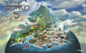Tropico 5 Review: VimCity