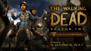 Episode 3 of 'The Walking Dead: Season Two' is Near, First Screenshots Released