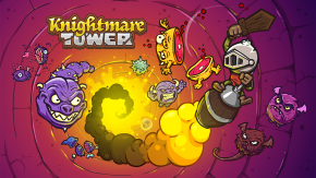 Knightmare Tower Review: Bouncy Castle