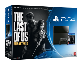 'The Last of Us Remastered' PS4 Bundle Announced ForEurope