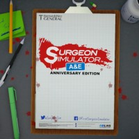 Surgeon Simulator Anniversary Edition Review: Shh…Eye Doctor Now