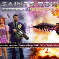 Saints Row IV: Gat Out of Hell Announces New Release Date and Pre-order Bonuses