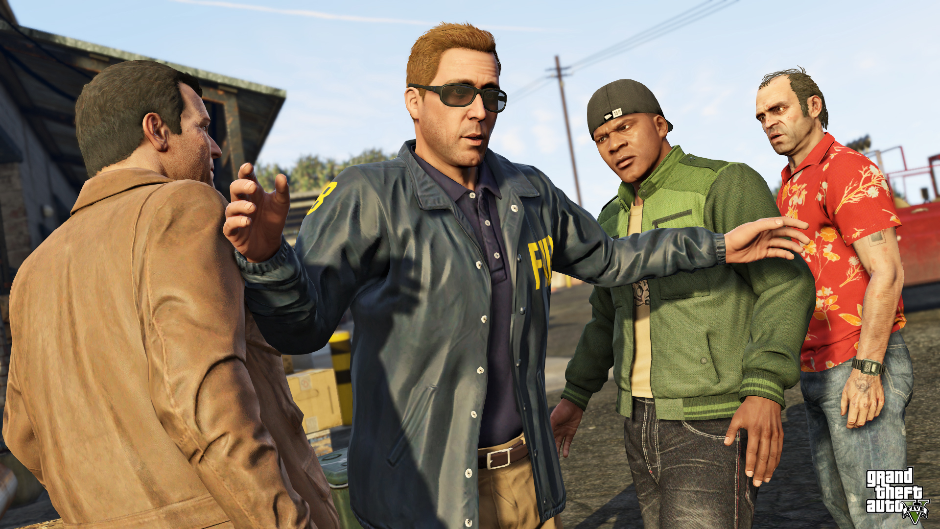 Grand Theft Auto V Review: Steal cars, rob banks and murder