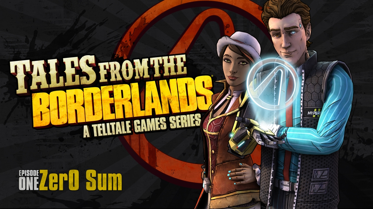 Tales from the Borderlands Episode 1: Zer0 Sum Review - Comedy is Hard