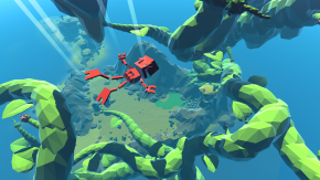 Ubisoft Announces Experimental Climbing Game 'Grow Home'