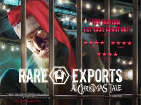 Through the Queue: Rare Exports: A Christmas Tale