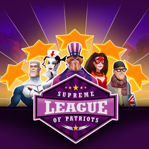 Supreme League of Patriots Review: Superheroes and Politics Do Mix