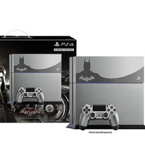 Two 'Batman: Arkham Knight' PS4 Bundles Announced