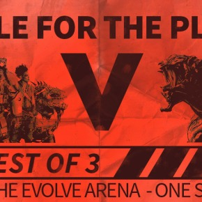 'Evolve' Adds Arena Mode Today