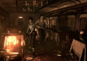 'Resident Evil 0′ is Getting Remastered