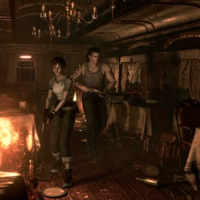 'Resident Evil 0' is Getting Remastered