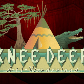 Knee Deep Act 1: Wonderland Review: Knee Deep in the Dead