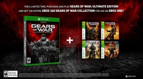 All Four 'Gears of War' Xbox 360 Games Now Included With 'Gears of War: Ultimate Edition'