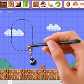 New 'Super Mario Maker' Overview VideoReleased