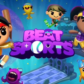 Harmonix and Tilting Point Reveal 'Beat Sports' for the New Apple TV