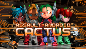 Assault Android Cactus Review: Lacking Spikes