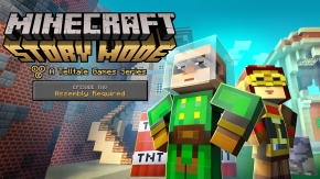 Minecraft: Story Mode Episode 2 Review – Mehcraft