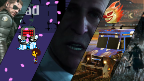 Addam's Top 5 Games of 2015