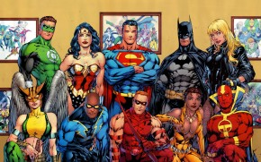 NBC Orders Office-Like Comedy With DC Superheroes
