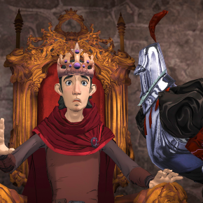 King's Quest Episode 2 – Rubble Without a Cause Review: Becoming a King