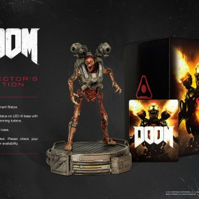'DOOM' Release Date, Collector's Edition Revealed