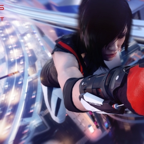 New Story Trailer For 'Mirror's Edge Catalyst', Closed Beta Announced