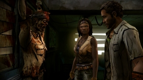 The Walking Dead: Michonne – Episode 1 – 'In Too Deep' Launch Trailer