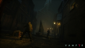 'Vampyr', New Action-RPG From 'Life is Strange' Devs, Gets First Screenshots
