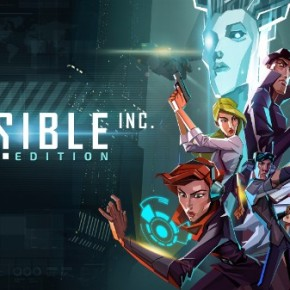 'Invisible, Inc.' Console Edition PS4 Launch Details